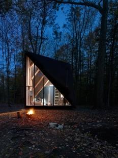 Víkendový dům A45 - foto: Matthew Carbone