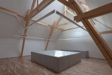 Informační a kulturní centrum Píšť - foto: Alexandra Timpau / www.alexshootsbuildings.com
