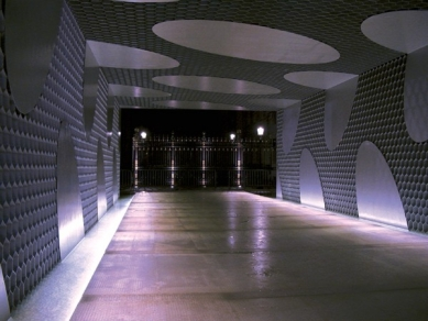 Pavilon v Bruggách - foto: Brugges: European Capital of Culture, 2002