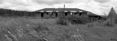 Usedlost na samotě v podhradí - Původní stav