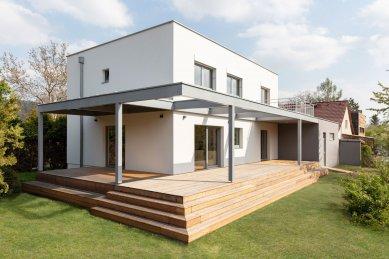 Rodinný dům Dobřichovice - foto: Viktor Jelínek