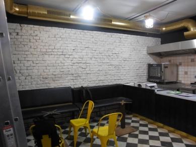 Kro Kitchen - Původní stav