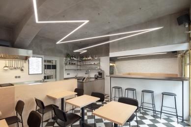 Kro Kitchen - foto: Aleš Foff