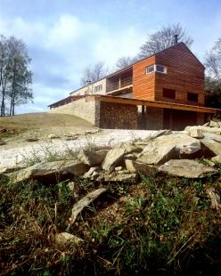 Rodinný dům manželů Ungerových - foto: TOAST