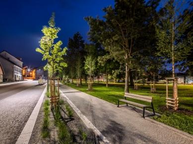Obnova parku Stromovka - foto: Aleš Jungmann