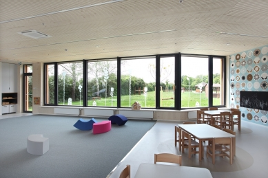 Jednotřídka mateřské školy ve Všetatech–Přívorech - foto: Lina Németh