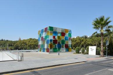 Centre Pompidou Málaga  - foto: Petr Šmídek, 2018