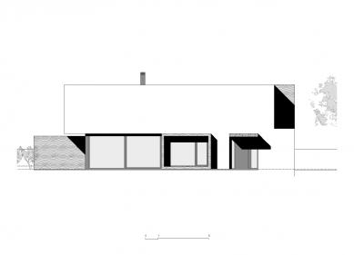 Rodinný dům Dobřichovice - Pohled - foto: EBM Expert