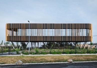 Administratívna budova ABW