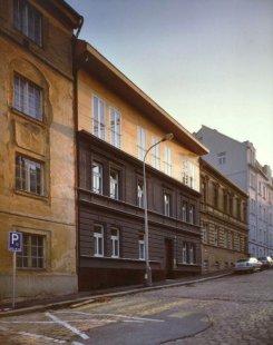 Rekonstrukce a dostavby objektu Závěrka 3 - foto: Filip Šlapal