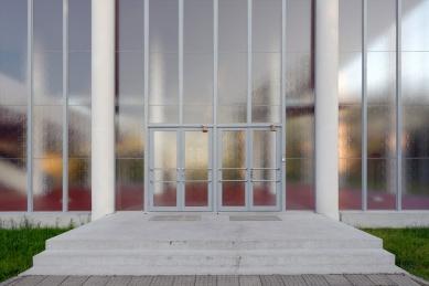Obnova Památníku Tomáše Bati ve Zlíně - foto: Petr Šmídek, 2019