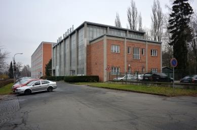 Obnova Památníku Tomáše Bati ve Zlíně - Fotografie původního stavu - foto: TRANSAT architekti