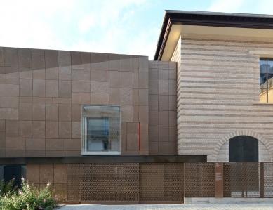 Extension of the Cluny Museum - foto: Petr Šmídek, 2019