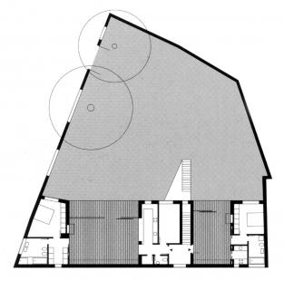Dům - Plot - půdorys - foto: A69