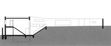 Dům - Plot - řez - foto: A69