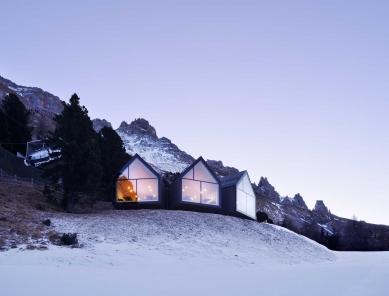Horská chata Oberholz - foto: © OskarDaRiz