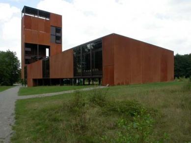 Archeologické museum s parkem Kalkriese - foto: Petr Šmídek, 2003