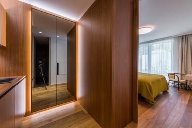 Realizace interiéru v Praze