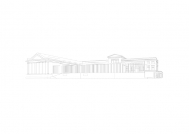 James Simon Gallery - Perspektiva - foto: David Chipperfield Architects Berlin