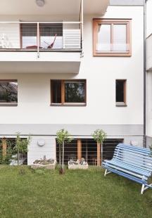 Bytový dům Bořanovická - foto: David Korsa
