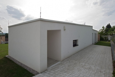 Rodinný dům v Pelhřimově - foto: Jiří Ernest