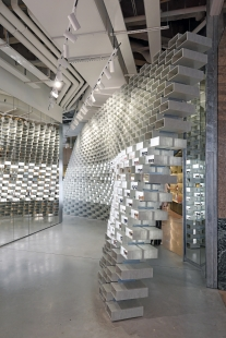 Galeries Lafayette Champs-Èlysèes - foto: Petr Šmídek, 2019