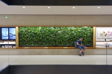 Apple Champs-Élysées - foto: Petr Šmídek, 2019