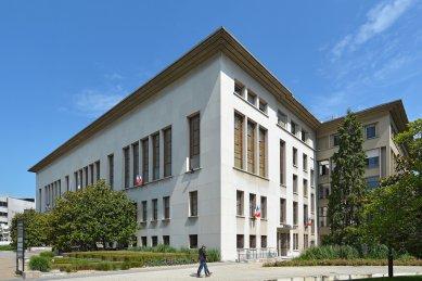 Radnice vBoulogne-Billancourt - foto: Petr Šmídek, 2019