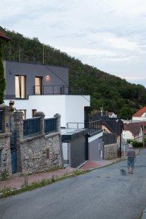 Rodinný dům Chuchle - foto: Alexandra Timpau