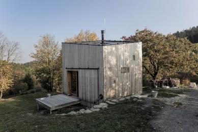 Chata na Sirákově - foto: Dušan Tománek