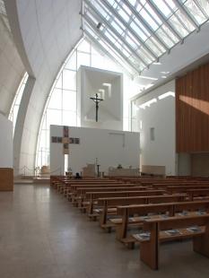 Chrám Church of the Jubilee - foto: Petr Šmídek, 2005