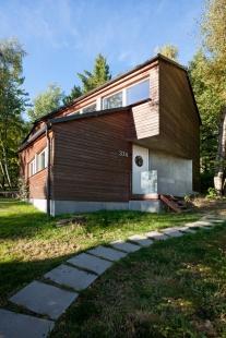 Dům na okraji CHKO Jizerské hory - foto: Vavřinec Menšl