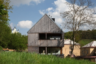 Rodinný dům Prysk  - foto: Lina Németh