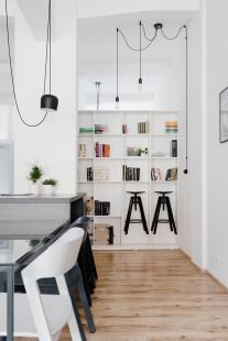 Malý loft ve velkém stylu - foto: Tomáš Hejzlar
