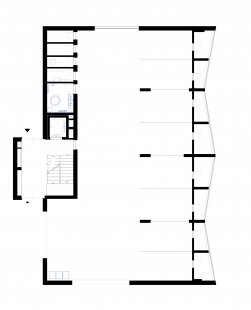 Bytový dům Corso Beroun - Půdorys 1NP
