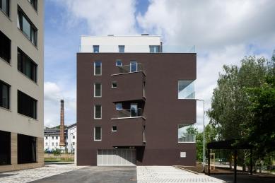 Bytový dům Corso Beroun - foto: Tomáš Souček