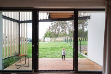 Rodinné domy Dobříš - foto: Alexandra Timpau