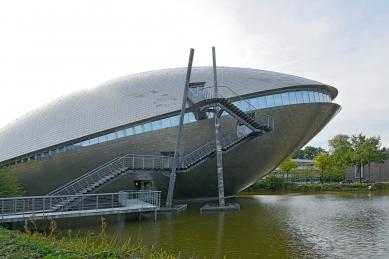 Vědecké centrum Universum - foto: Petr Šmídek, 2018