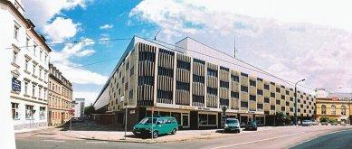 Přestavba hlavního nádraží v Saské Kamenici - Fotografie původního stavu