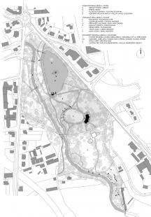 Mercandinovy sady - 1. etapa - Situace - foto: CHVOJKA/architekt
