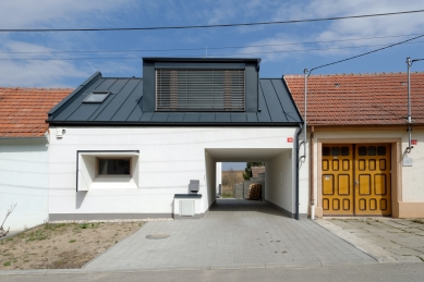 Rodinný dům Rousínov - foto: Petr Šmídek, 2018