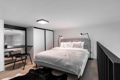 Vzorový byt Opletalova - foto: Martin Zeman