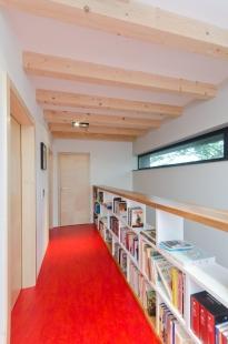 Energeticky pasivní dům - foto: Lina Németh