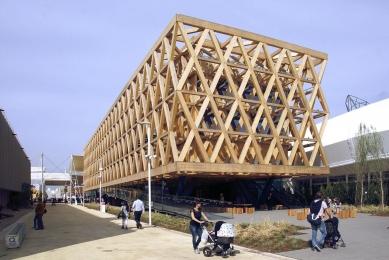 Chile Pavilion at Expo Milan 2015 - Chilský pavilon v areálu Expo 2015 - foto: Cristian Undurraga