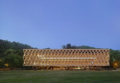 Chile Pavilion at Expo Milan 2015 - foto: Roland Halbe