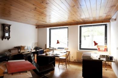 Rodinný dům architektky Růženy Žertové - foto: Daniela Dostálková