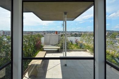 Le Corbusierův byt s ateliérem - foto: Petr Šmídek, 2019