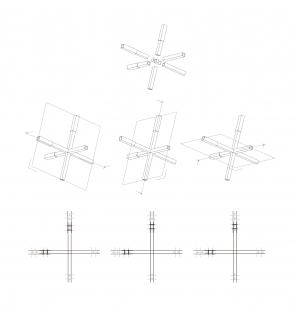 Experimentální objekt Čerešně - Detail - foto: COLLARCH