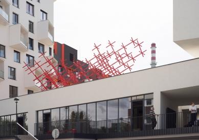 Experimentální objekt Čerešně - foto: Shota Tsikoliya