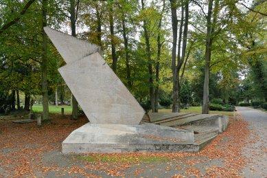 Pomník obětem březnového puče - foto: Petr Šmídek, 2019